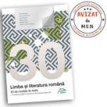 Limba si literatura romana - 30 de modele de teste - in vederea pregatirii examenului de Evaluare Nationala 2019 - clasa a VII-a