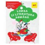 Limba si literatura romana. Manual pentru clasa a IV-a. Semestrul al II-lea - Alina Radu, Roxana Jeler