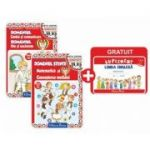 Set doua carti, A4, grupa mijlocie 4-5 ani Mariana Andreianu, Mihaela Andreianu