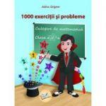 1000 exercitii si probleme, Clasa a II-a - Culegere de matematica 2018