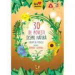 30 de povesti despre natura. Volum de povesti bilingv, roman-german - Helga Herman