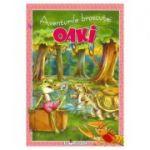 Aventurile broscutei Oaki - Caludia Cojocaru