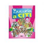 Bucuria de a citi, caiet de lectura pt clasa a III-a - Marinela Chiriac