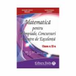 Matematica pentru olimpiade, concursuri si centre de excelenta, clasa XI - Gabriel Marsanu, Lucian-Georges Ladunca