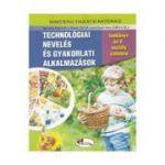 Educatie tehnologica si aplicatii practice - Clasa 5 - Manual (Lb. Maghiara) - Marinela Mocanu, Magda Dache