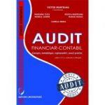 Audit financiar contabil. Concepte, metodologie, reglementari, cazuri practice - Victor Munteanu