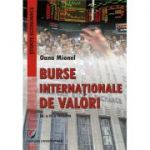 Burse internationale de valori - Oana Mionel