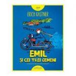 Emil si cei trei gemeni - Erich Kastner. Continuarea romanului Emil si detectivii