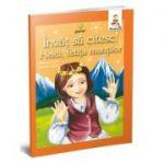 Invat sa citesc. Nivelul 3. Heidi, fetita muntilor - Johanna Spyri