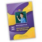 Teste de evaluare formativa - Matematica - clasa a IX-a - OPTIMIZATOR DE INVATARE