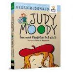 Judy Moody face ocolul Pamantului in 8 zile 1/2 - Megan McDonald. lustratii de Peter H. Reynolds