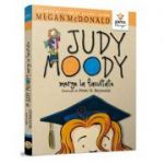 Judy Moody merge la facultate - Megan McDonald. lustratii de Peter H. Reynolds