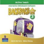 Backpack Gold 2 Active Teach New Edition Multimedia CD - Diane Pinkley