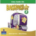 Backpack Gold 2 Class Audio CD - Mario Herrera