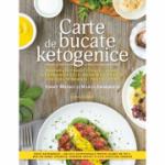 Carte de bucate ketogenice - Jimmy Moore, Maria Emmerich