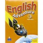 English Adventure, Pupils Book, Level 3, Plus Reader