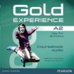 Gold Experience A2 Class Audio CDs - Kathryn Alevizos