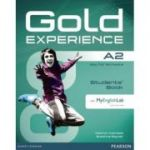 Gold Experience A2 Students' Book with DVD-ROM and MyEnglishLab - Suzanne Gaynor