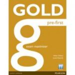 Gold Pre-First Exam Maximiser without Key - Helen Chilton