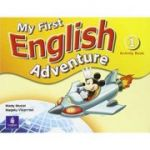 My First English, Activity Book, Adventure 1