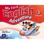 My First English, Activity Book, Adventure 2