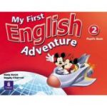 My First English, Pupil's Book, Adventure 2