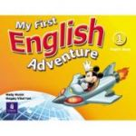 My First English. Pupils Book, Adventure 1 - Mady Musiol