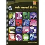 Advanced Skills Book - Simon Haines (Books and CD)