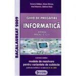 Ghid de pregatire - INFORMATICA - INTENSIV - (PASCAL | C/C ++) - Ed. Sigma