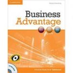 Business Advantage: Advanced - Personal Study Book (Book and CD)
