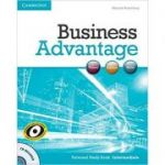 Business Advantage: Intermediate - Personal Study Book (Book and CD)