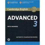 Cambridge English: Advanced 3 - Student's Book (with Answers and Audio)