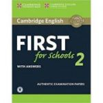 Cambridge English: First for Schools 2 - Student's Book (with answers and Audio)
