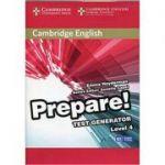 Cambridge English: Prepare! - Test Generator Level 4 (CD-ROM)