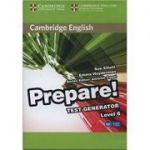 Cambridge English: Prepare! - Test Generator Level 6 (CD-ROM)
