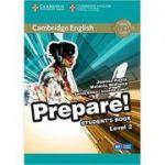 Cambridge English: Prepare! Level 2 (Student's Book)