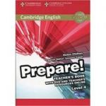 Cambridge English: Prepare! Level 4 - Teacher's Book (with DVD and Teacher's Resources Online)