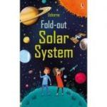 Fold-Out Solar System - Usborne