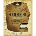 Frankenstein - Mary Shelley - Editie Ilustrata