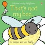 That's not my bee... its stripes are too fluffy