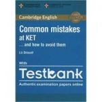 Common Mistakes at KET and How to Avoid Them (Paperback with Testbank)