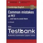 Common Mistakes at PET and How to Avoid Them (Paperback with Testbank)