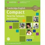 Compact First for Schools - Student's Book (without Answers with CD-ROM)