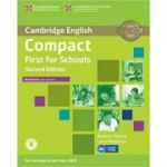 Compact First for Schools - Workbook (with Answers and Audio)
