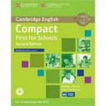 Compact First for Schools - Workbook (without Answers with Audio)
