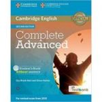Complete Advanced - Student's Book (without Answers with CD-ROM and Testbank)