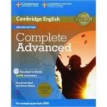 Complete Advanced - Student's Book Pack (Student's Book with Answers with CD-ROM and 2x Class Audio CDs)