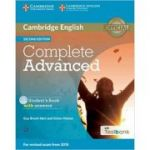 Complete Advanced - Student's Book with Answers (with CD-ROM and Testbank)