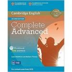 Complete Advanced - Workbook (with Answers and Audio CD)
