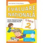 Evaluare nationala clasa a II-a. Teste pregatitoare dupa model european. Comunicare in limba romana (scris-citit). Matematica si explorarea mediului